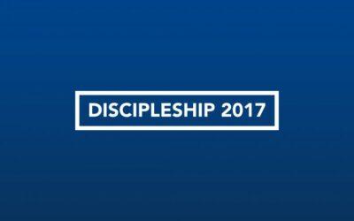 Discipleship 2017: Engage