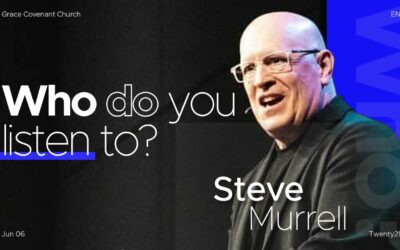 Who Do You Listen To?