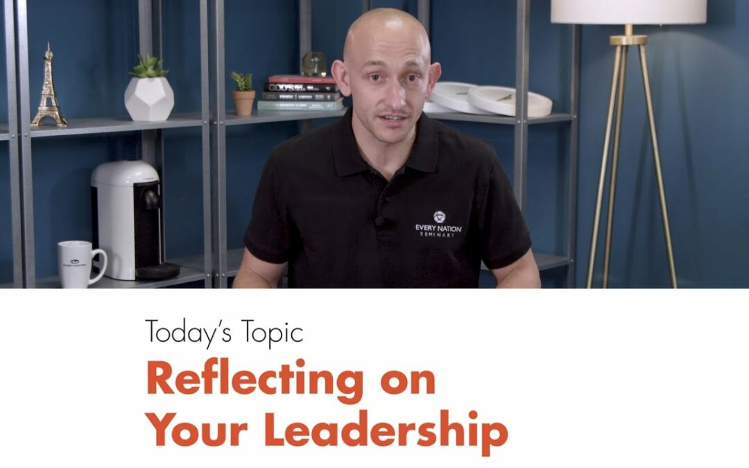 Reflecting on Your Leadership with William Murrell