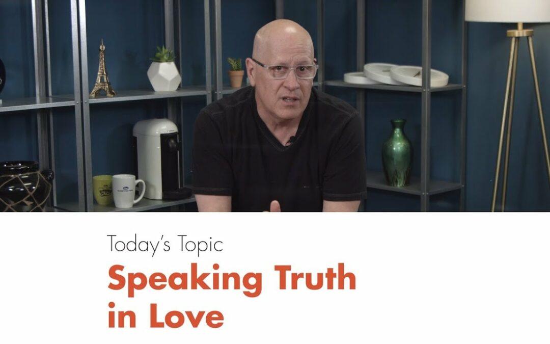 Five-Minute Leadership: Speaking Truth in Love