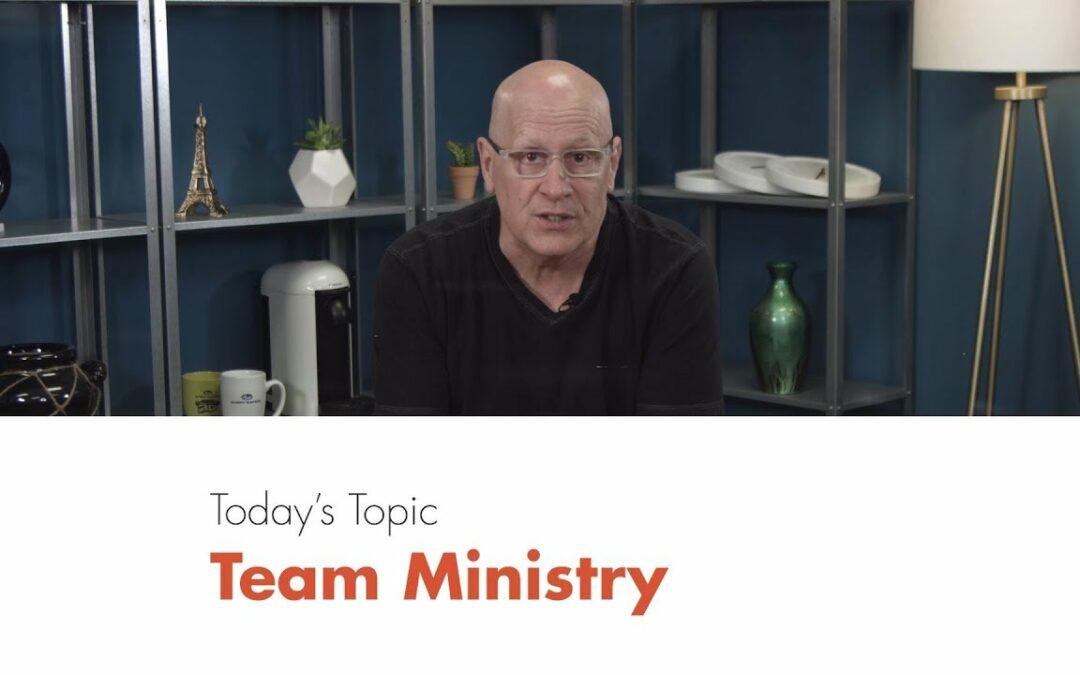 Five-Minute Leadership: Team Ministry
