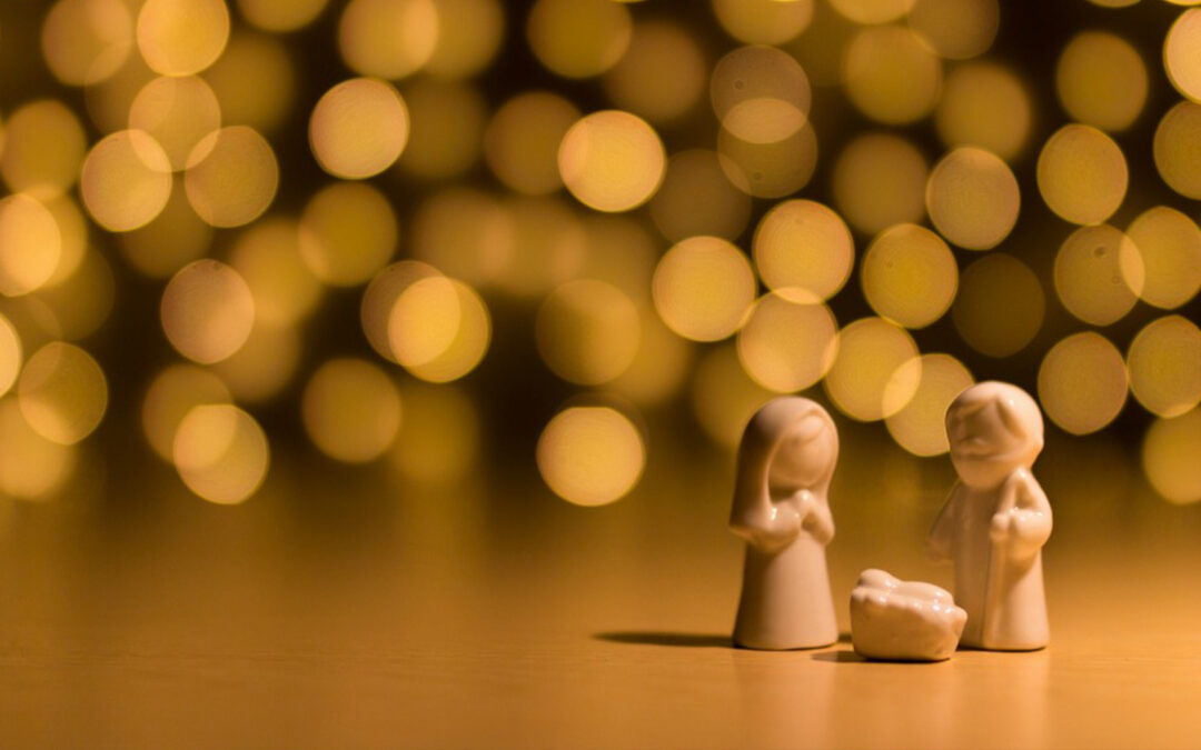 A Three-Year-Old's Theology on the Incarnation